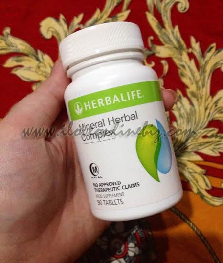Herbalife Mineral Herbal Complex Review