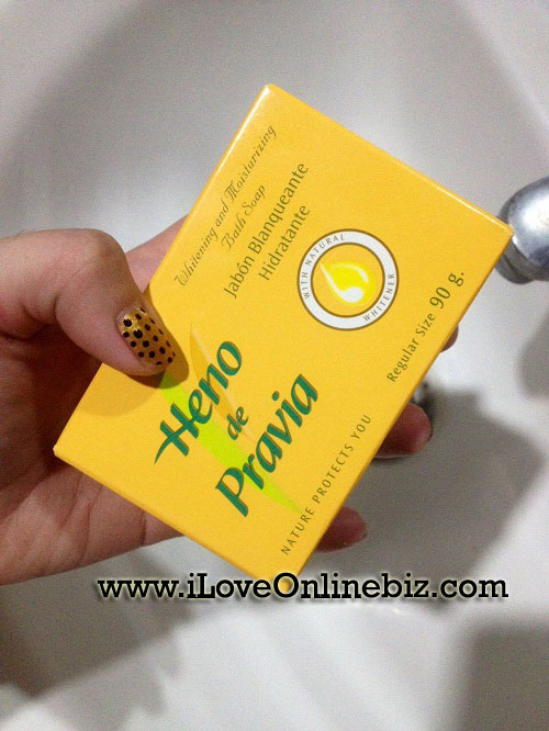 Heno de Pravia Soap Review